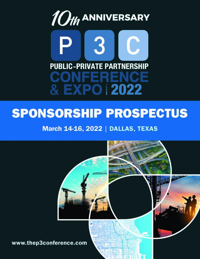 2022 P3 Conference & Expo Sponsorship Prospectus