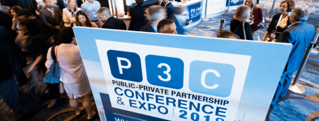 P3 Conference Expo Hall